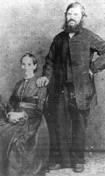 William and Jane Clark early days